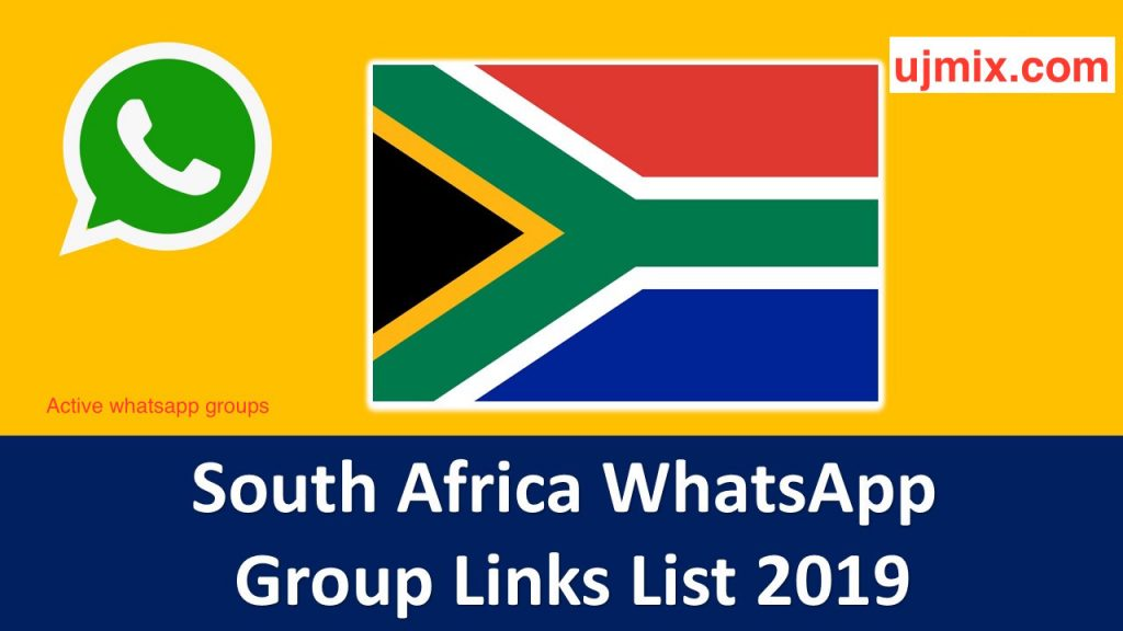africa whatsapp groups links
