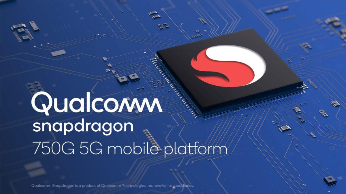 Snapdragon 750G specs