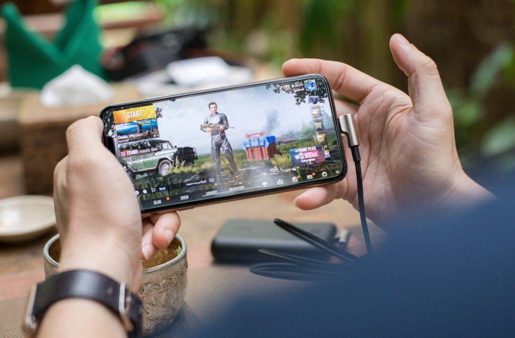 pubg mobile region change